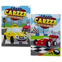 Coloring Book Crazy Carzz 96 Pg Activity In 24 Ct Pdq