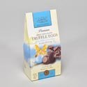 Candy Baron Milk Chocolate 3ct Truffles 1.06 Oz In 12pc Pdq