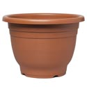 Planter 17d X 12h Terra Cotta #1907t No Holes