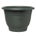 Planter 17d X 12h Hunter Green #1907dg No Holes