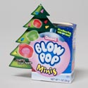 Candy Blow Pop Minis 1 Oz Tree-shaped Box