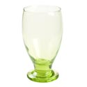 Water Goblet 12 Oz Lime Green Glass # Cr-0506ax12lg