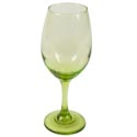 Wine Glass 13 Oz Lime Green Rioja Full Color # Cr-5416ax12lg