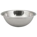 Stainless Steel 8 Qt Mixing Bowl Matte Finish