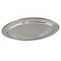 Stainless Steel 16 Inch Platter Oval