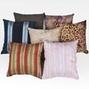 Pillow 12x12 Random Asst Fabric, Colors, Prints In Ea Case *5.99*