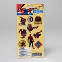 Stickers Spiderman Dimensional 11 Ct *1.99* # Pmsmgm1