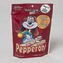 Soft Dog Treats Pepperoni Flavored 4 Oz
