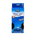 Air Freshener 2pk New Car Mini Gel Boxed Auto Bright