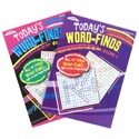 Todays Word Find- 2 Asst In Pdq 96 Pages Ppc 3.95