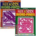 Hide & Seek Word Find- 2 Asst 96 Pages In Pdq Ppc 3.95