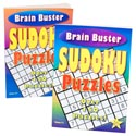 Sudoku Puzzle Book 2 Assorted Volumes 96 Pages Over 150 Puzzles