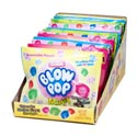 Easter Candy Blow Pop Mini's 3.5oz Reseal Pouch In Cntr Disp It's A Blow Pop With No Stick!