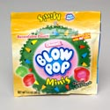 Candy Mini Charms Holiday Blopop 3.5oz Pouch Cherry/sour Apple In Counter Display Christmas Ca