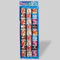 Lip Balm Cereal Flavored 150 Ct Power Panel 8 Assorted #as00364q