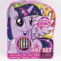 Art Set Case My Little Pony Small 34pc Set *7.99* Ref #as03714