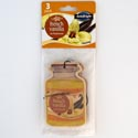 Air Freshener 3pk French Vanilla Autobright Carded