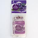 Air Freshener 3pk Sweet Lavender Autobright Carded
