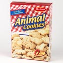 Cookies Boxed Animals 11 Oz. Mrs. Pures