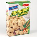 Cookies Boxed Alphabet 11 Oz. Mrs. Pures