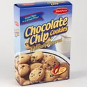 Cookies Boxed Chocolate Chip 10 Oz. Mrs. Pures