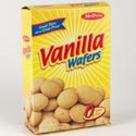 Cookies Boxed Vanilla Wafers 11 Oz. Mrs. Pures