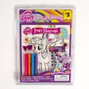 Color And Sticker Fun Kit My Little Pony Clam Pack *3.00*
