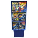 Color & Activity Batman/superman 6asst 66pc Dsplay See N2