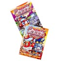 Color/activity Book Crazy Carzz Bilingual 96pg In 24pc Pdq 2 Assorted