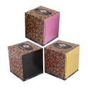 Facial Tissue 80 Ct White Select Cube 3 Assorted In Case