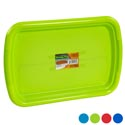 Serving Tray Rectangular 15x10 6 Colors In Pdq