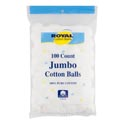 Cotton Balls 100 Ct Jumbo #41470-24