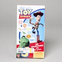 Valentine Cards 34 Ct Deluxe Toy Story 3 Tattoo *2.99* Boxed
