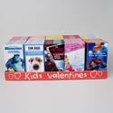 Valentine Cards 34ct Deluxe 75pc Dsply Licnsd 12 Asst *2.99* See N2
