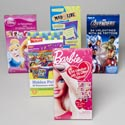 Valentine Day Cards 34 Ct Deluxe 5 Asstd Licensed *2.99* Boxed 37 Ct In Pdq See N2
