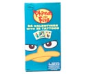 Valentine Cards 34 Ct Deluxe Phineas & Ferb W/tattoos *2.99* Boxed
