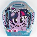 Art Set Case My Little Pony Large 41pc Set *14.99* Ref #as41700