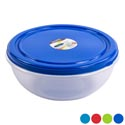 Food Storage Container Large 220 Oz 6 Metallic Lid Colors Clear Bottom #dolly Fresh Large