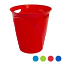 Waste Basket With Handles 12.4x13 4 Colors #1880