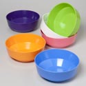 Bowl Party 65 Oz 6 Colors W/bpa Free Label