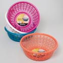 Colander 12d X 4.5h 4 Colors #star Fruity 30