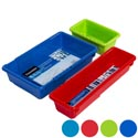 Trays 3 Size Expandable Stacking Organizer 5 Colors In Pdq
