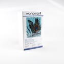 Latch Hook Kit 15x20 Wonderart Peacock Feather - Boxed *19.99*