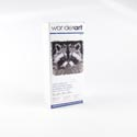 Latch Hook Kit 12x12 Wonderart Raccoon - Boxed *12.99*
