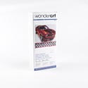 Latch Hook Kit 12x12 Wonderart Muscle Car - Boxed *12.99*