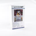 Latch Hook Kit 24x24 Wonderart Garden Gate - Boxed *34.99*
