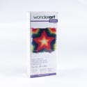 Latch Hook Kit 12x12 Wonderart Shaggy Star - Boxed *12.99*