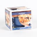 Candle Scented 3oz Window Boxed Blueberry Muffins