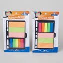 Binder Notes 3 X 5 Elmers Asst Colors Notes Ands Flags