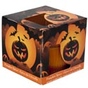 Candle Scented 3 Oz Window Boxed Pumpkin Spice